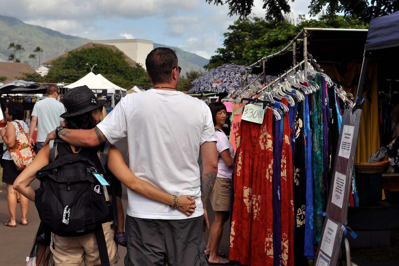 Flea Markets, Swap Meets, and Craft Fairs on Maui