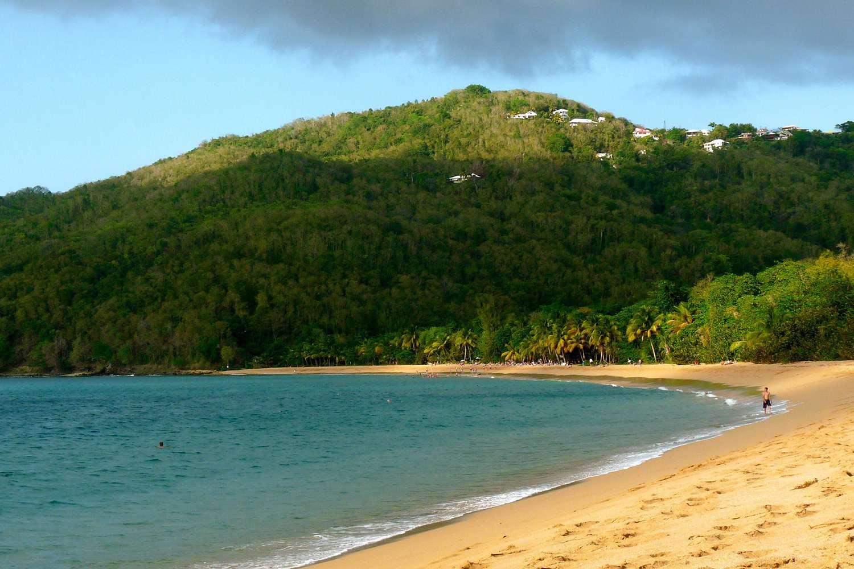 Grande Anse Beach, Guadeloupe