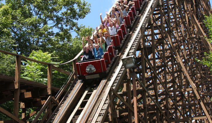 The Beast Kings Island Review
