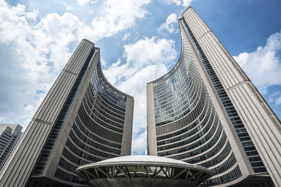 Canada, Ontario, Toronto, New City Hall