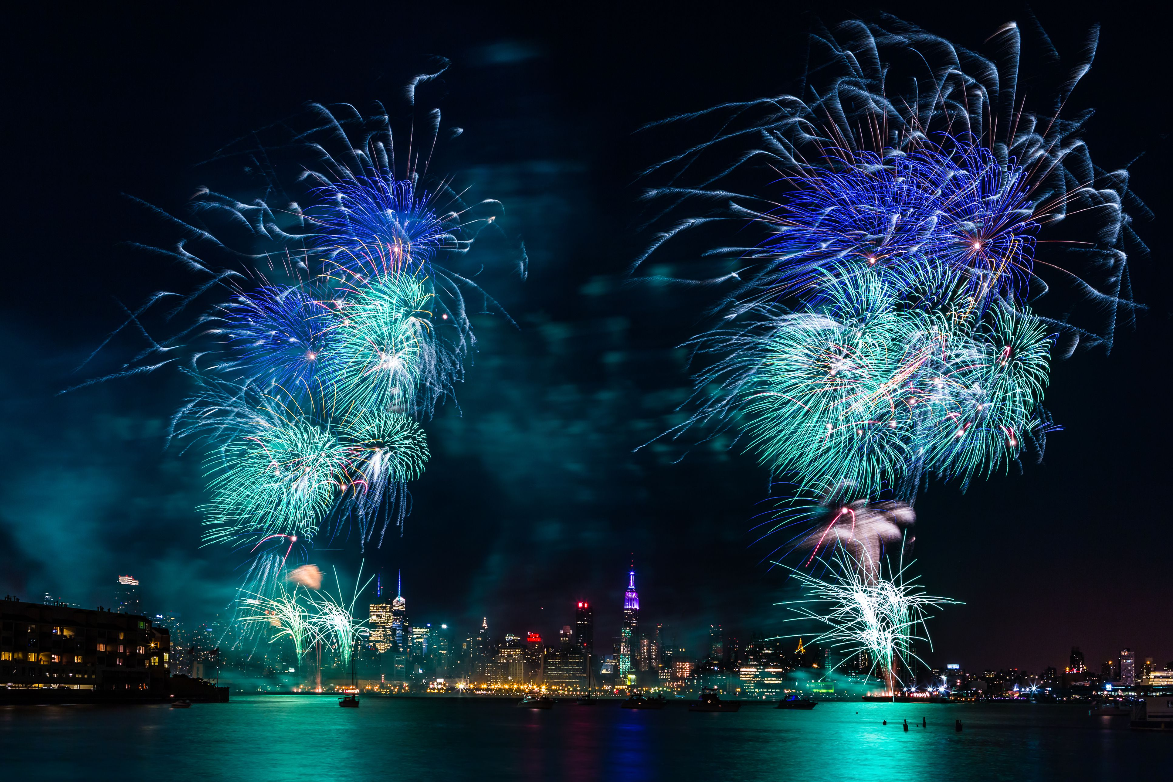 Image result for july 4th celebrations in nY harbor