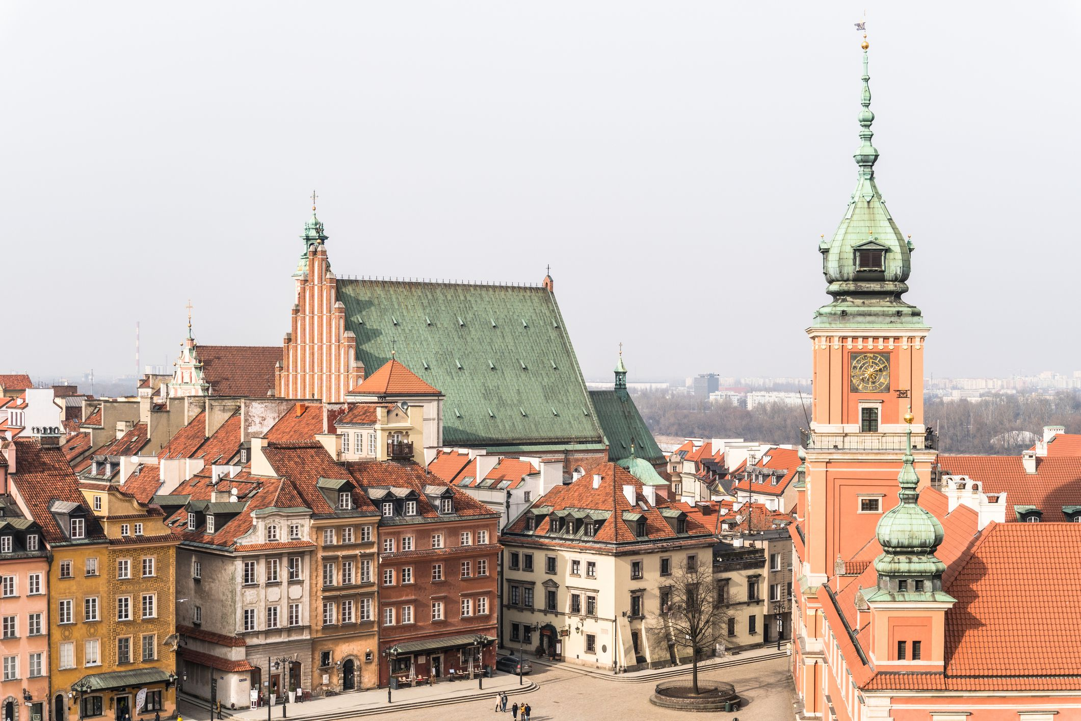 Average Car Insurance >> Warsaw in September: Weather, Events, and Tips