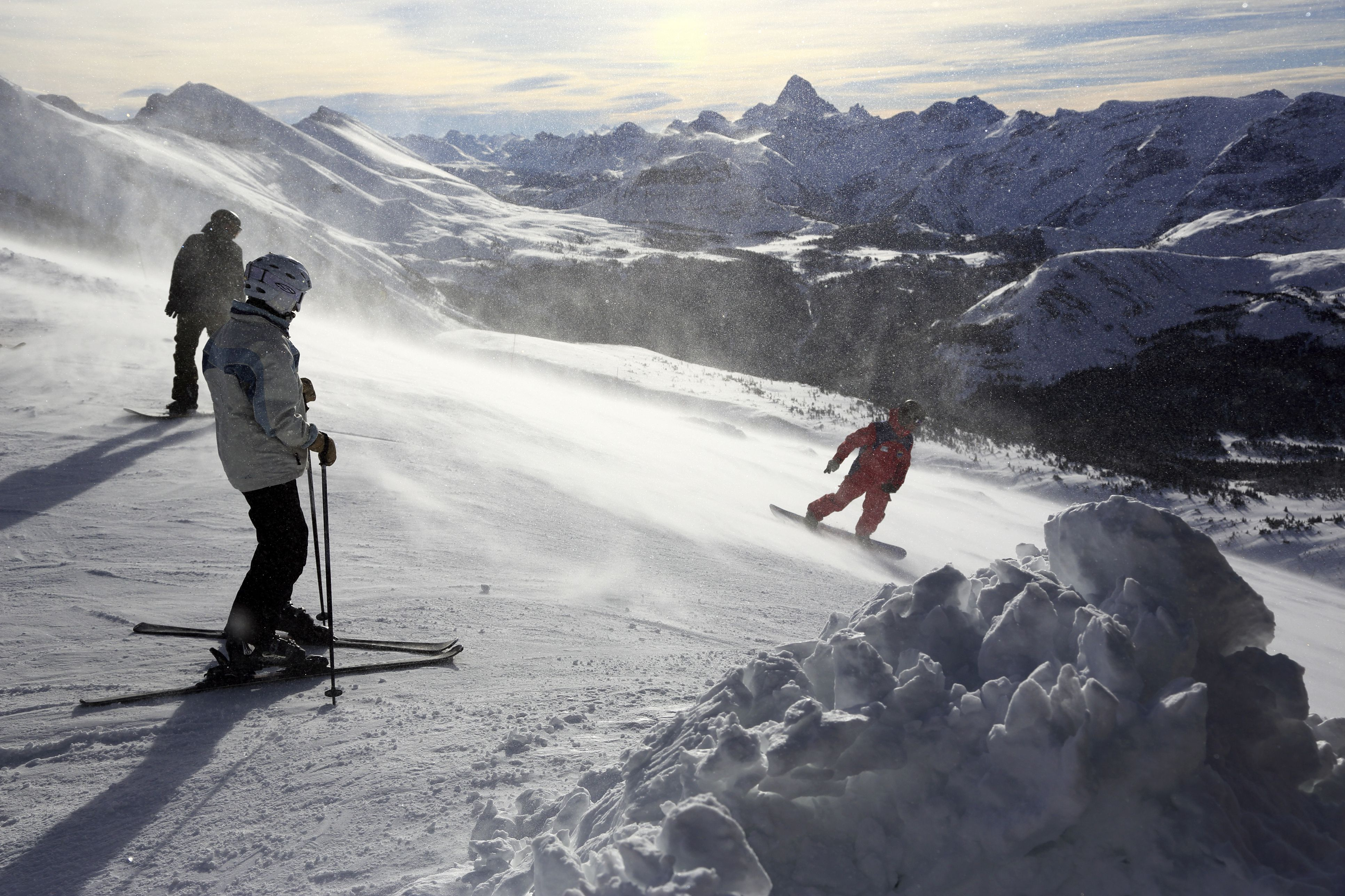 skiing in canada, tips on where to go and when