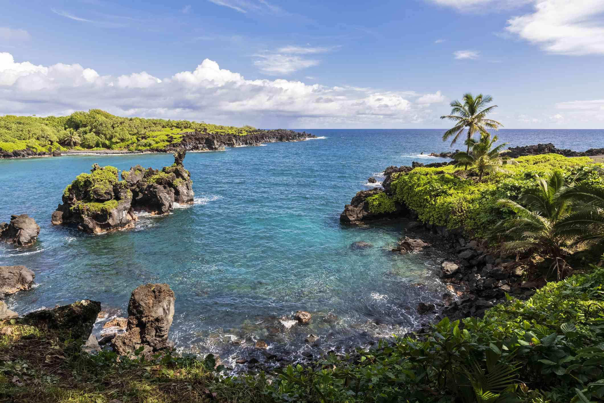 Wai`anapanapa State Park, Maui
