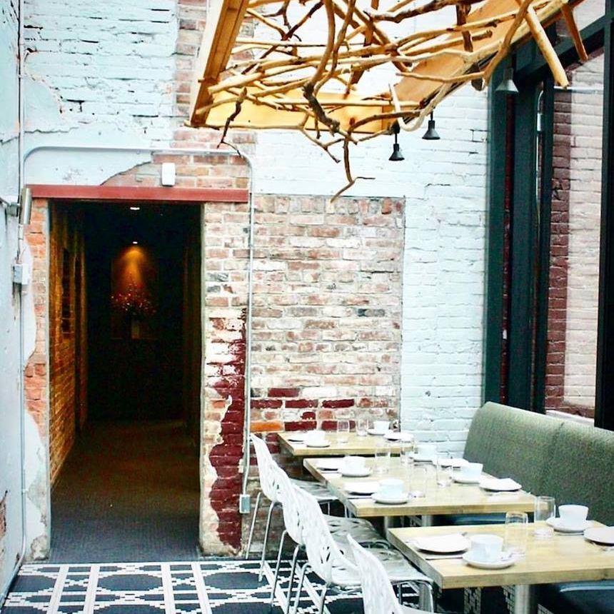 L'ABATTOIR Dining Room