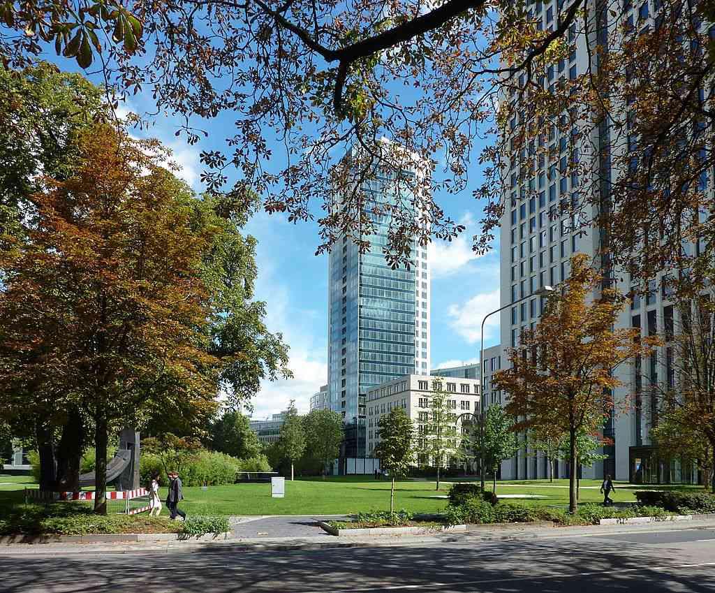 Rothschildpark in Frankfurt