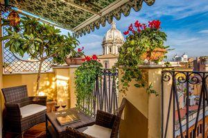 Hotel Campo de' Fiori, in Rome