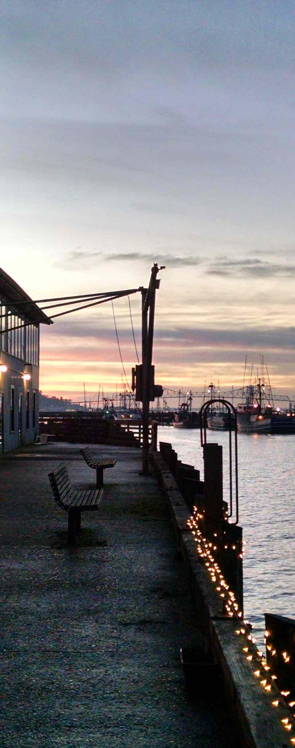 Pier 39, Astoria, Oregon
