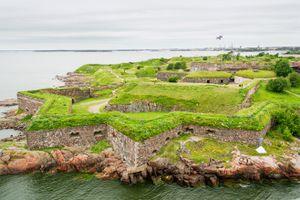 Fortress Suomenlinna, Helsinki, Finland