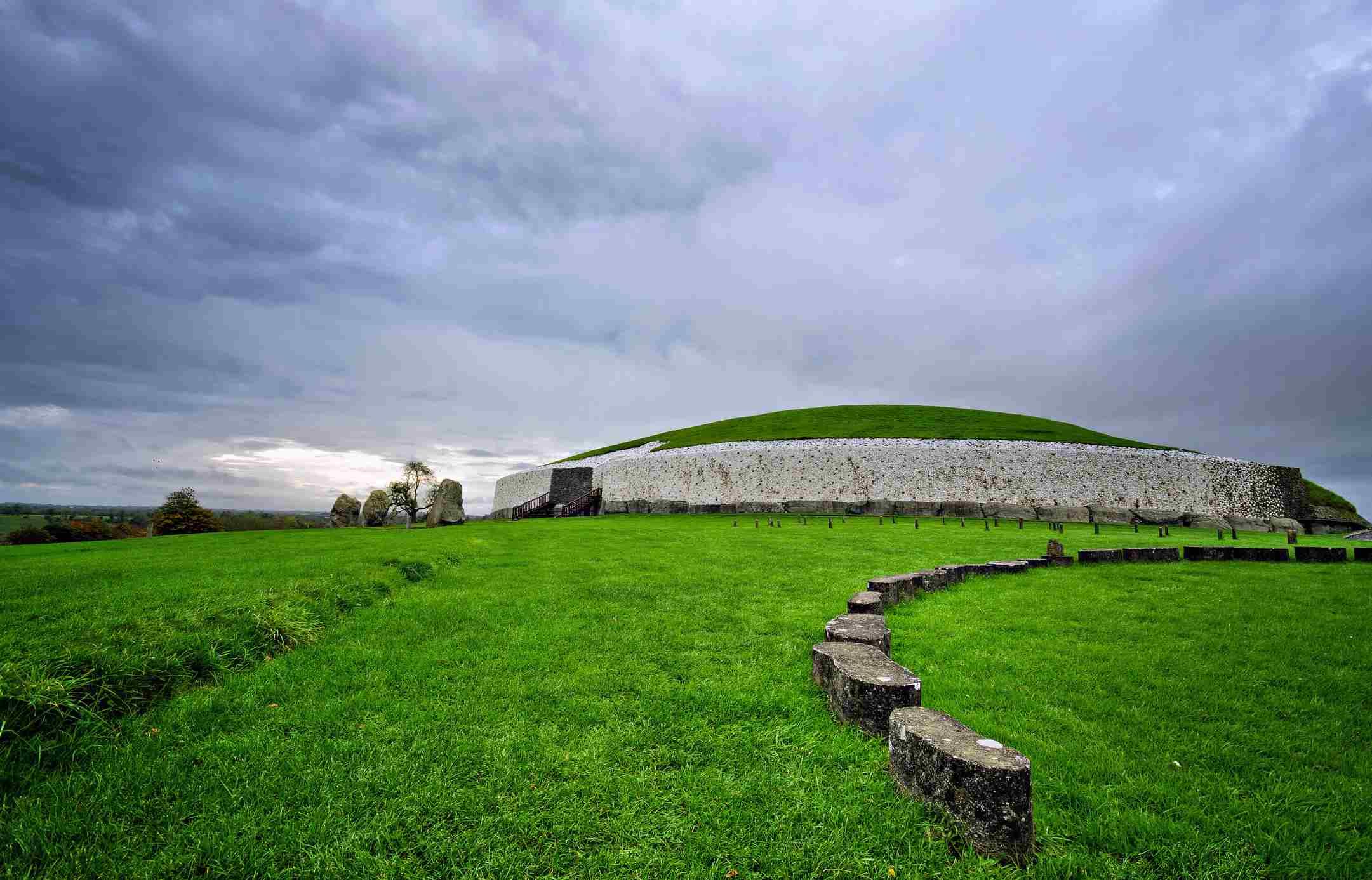Newgrange Megalithic Passage Tomb