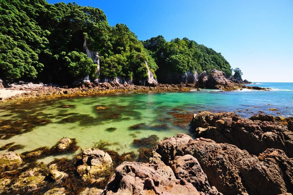 Onemana Beach