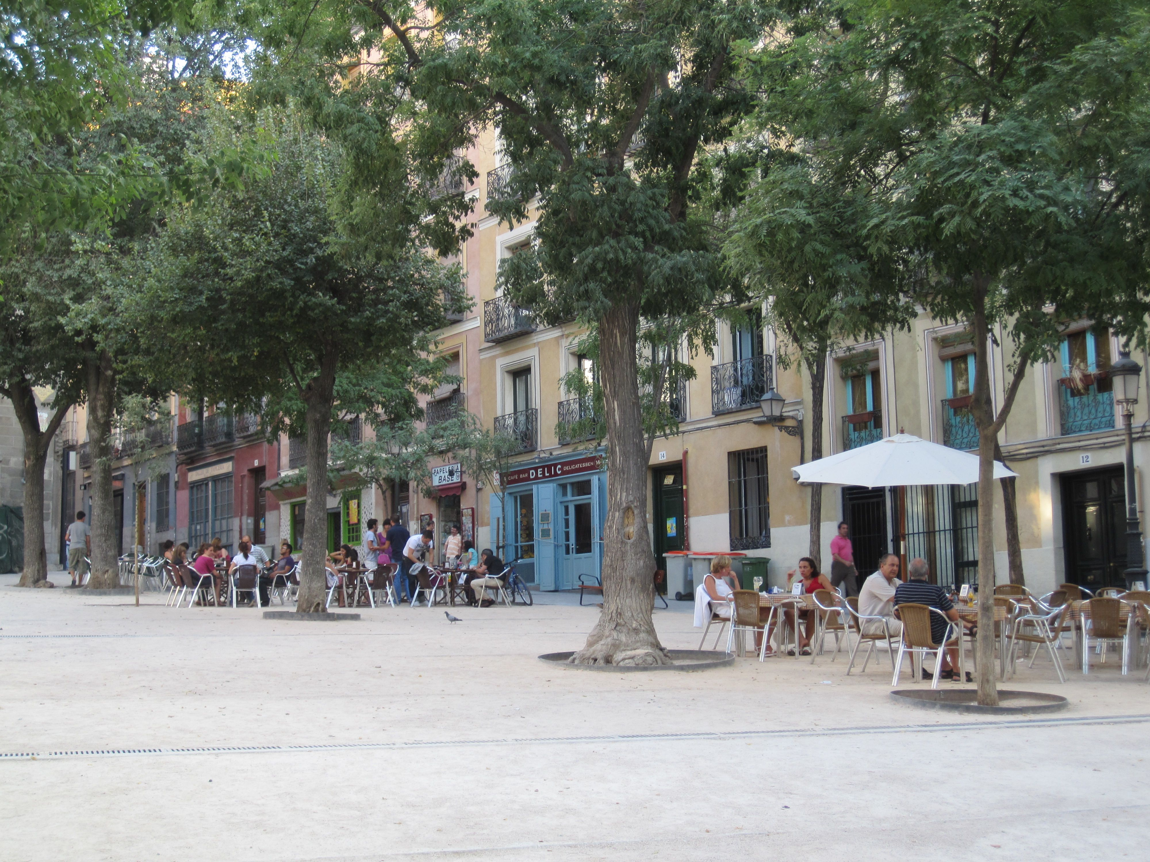 9 Things to Do in Madrid's La Latina Neighborhood
