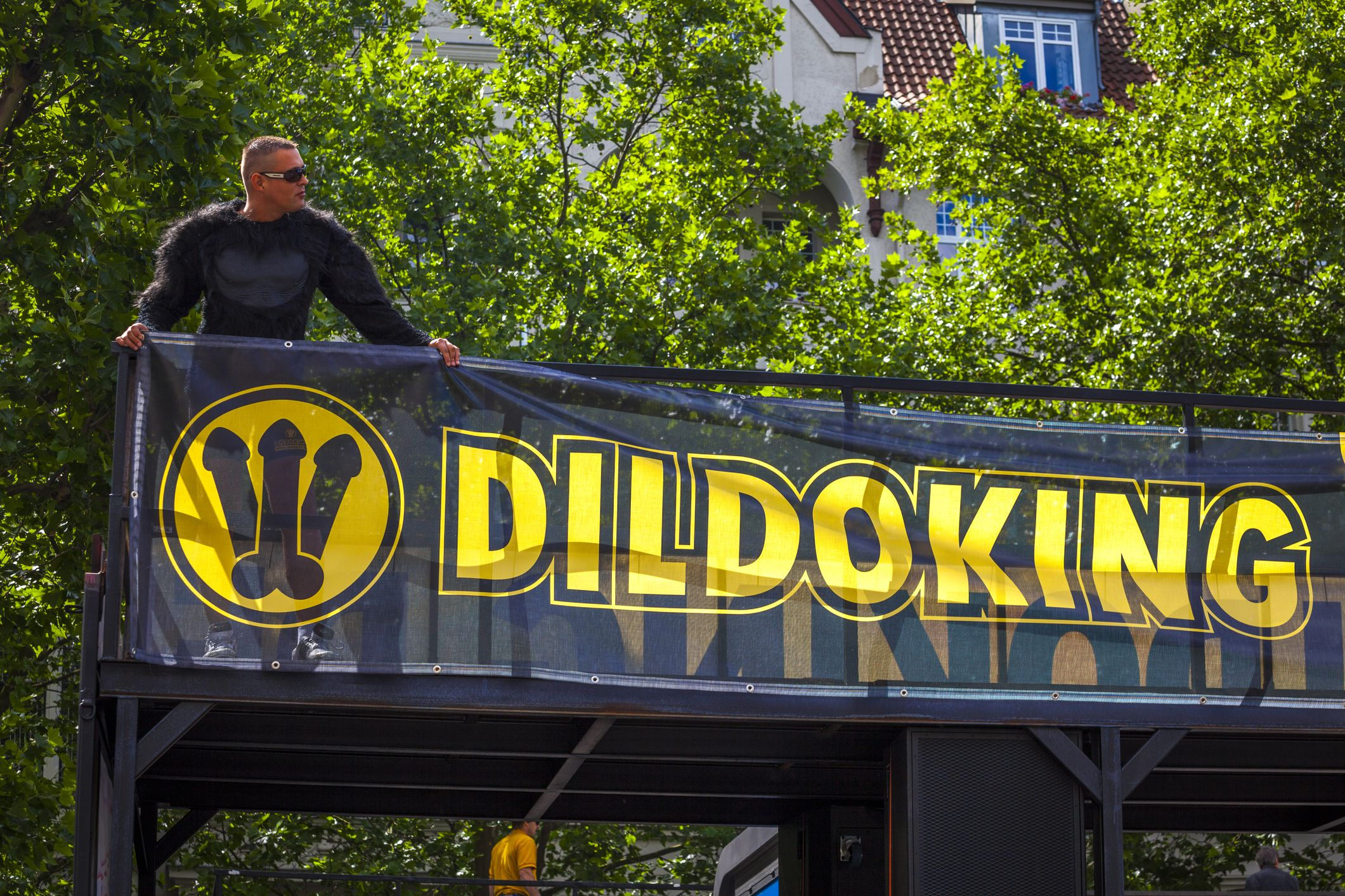 Berlin CSD Dildo King