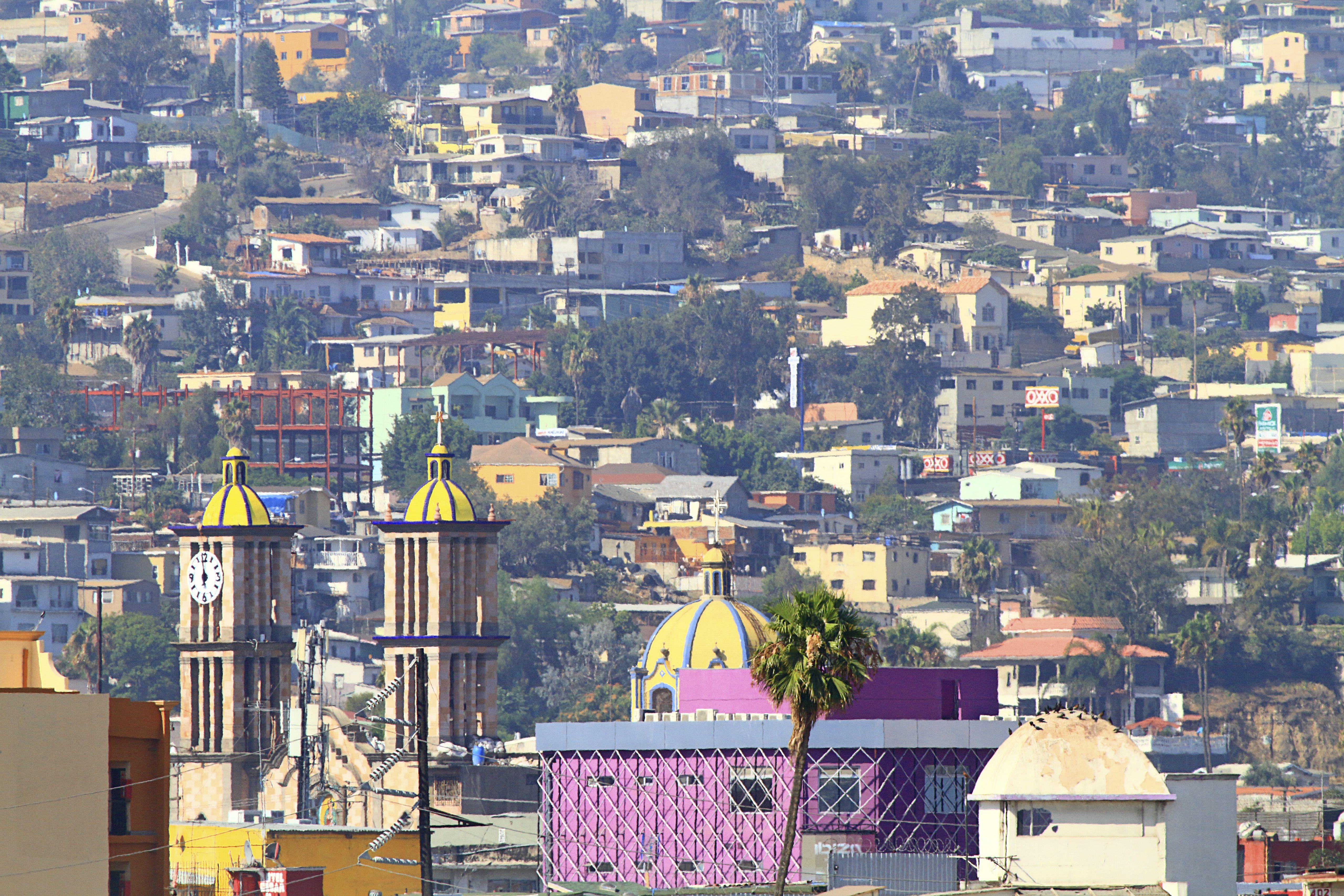 Mexico. Tijuana. Catedral de Nuestra Seora de Guadalupe