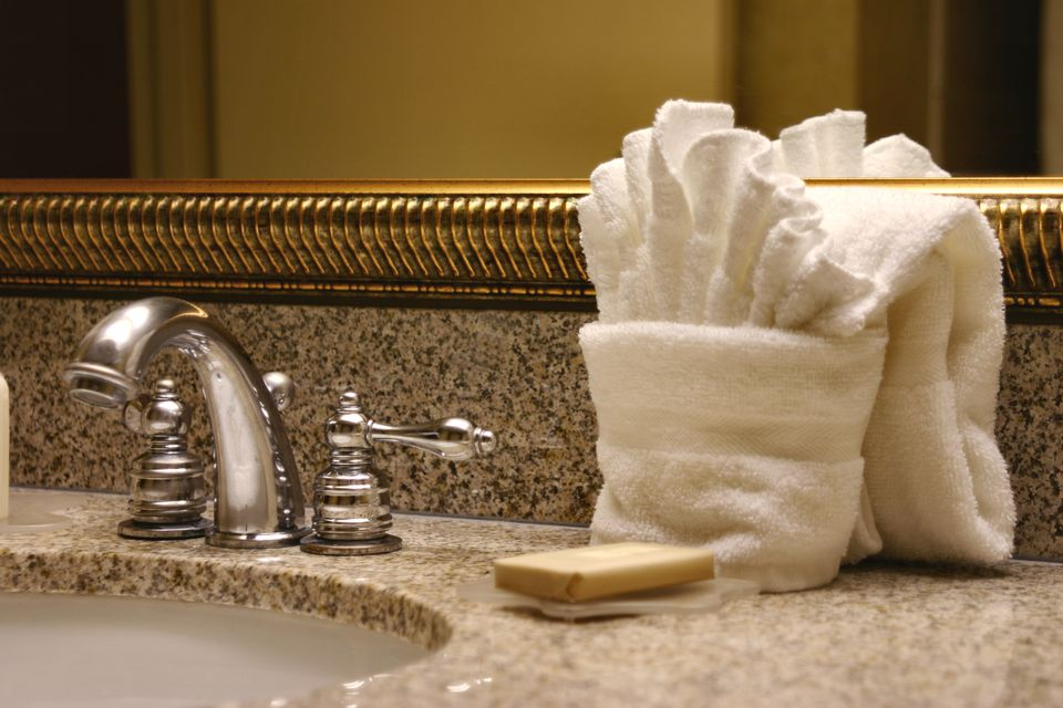 Donating soap is just one simple way hotels are conserving.