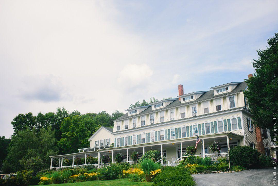 View of Newfound Lake Inn