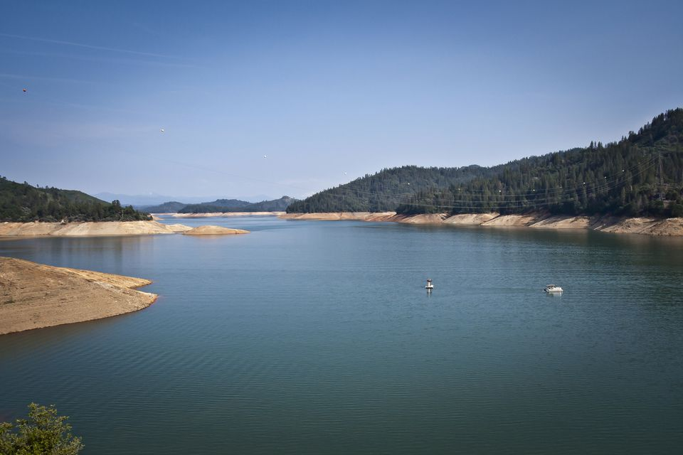 Shasta Lake: by Redding, California