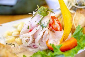 peruvian seafood fish