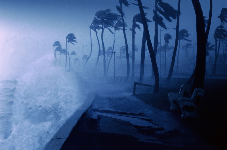 Florida hurricane, Atlantic Coast