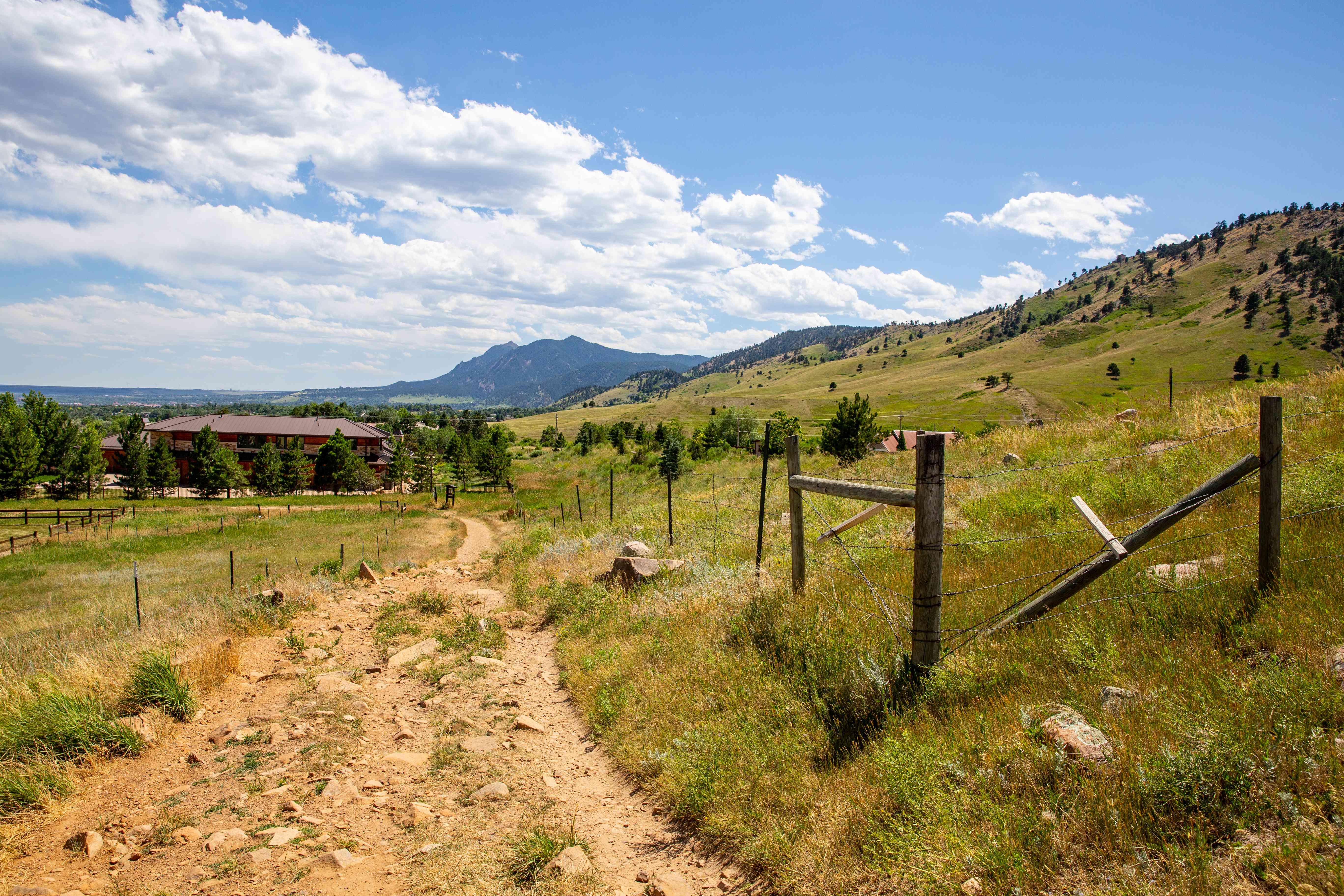 Hogback Ridge Loop at Foothills Trailhead in Colorado