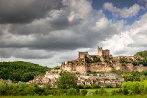 Beynac-et-Cazenac in Dordogne France
