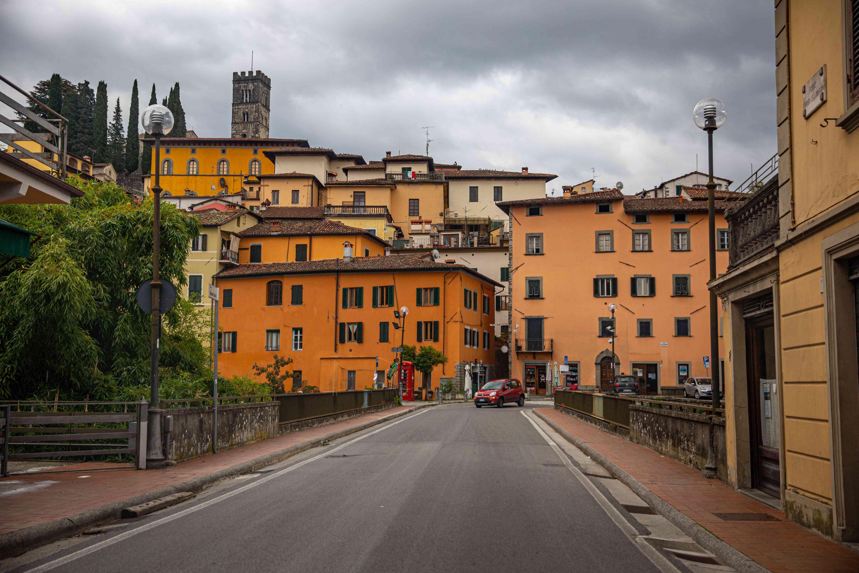 The Garfagnana, Italy