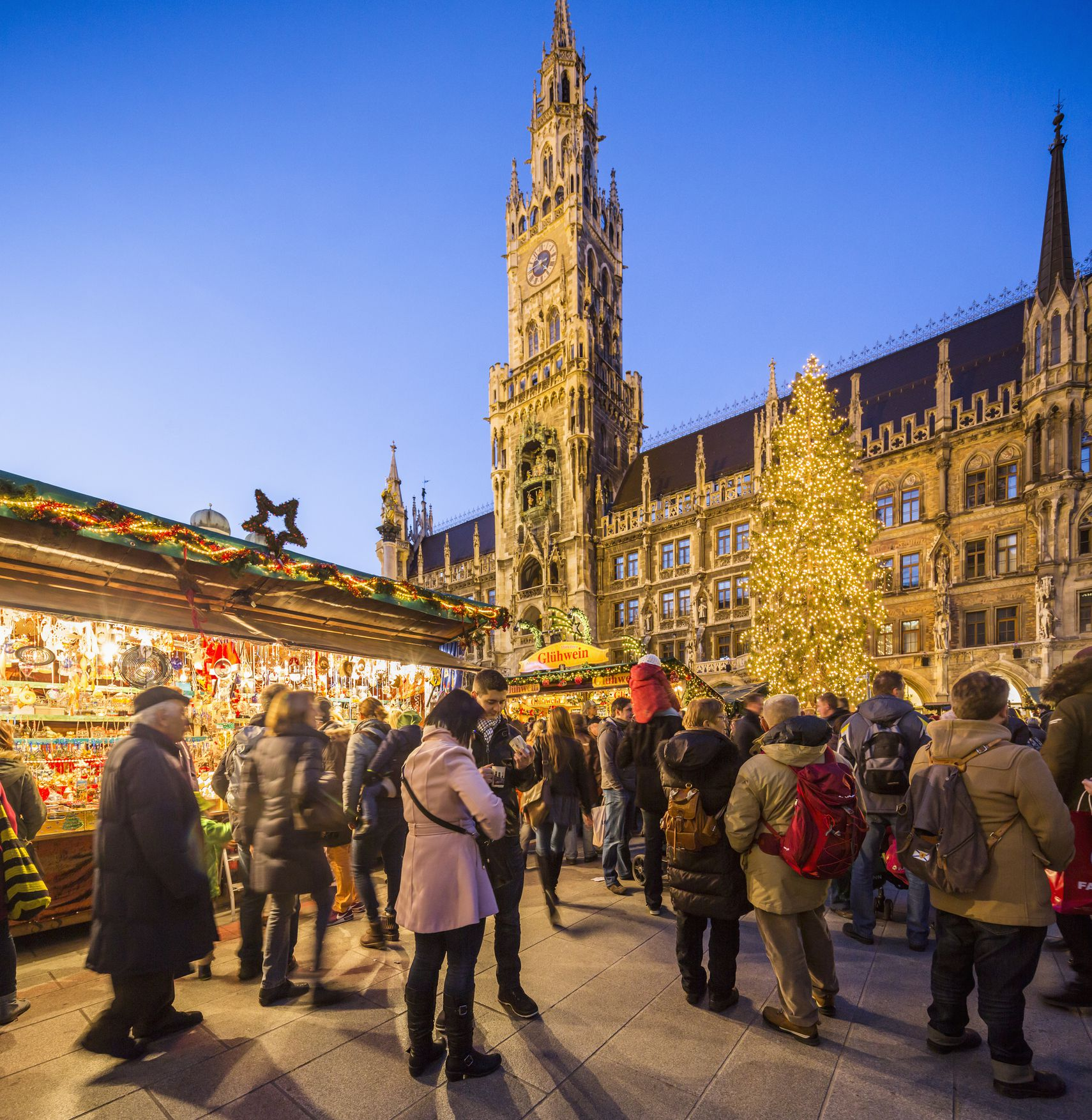 Guide To Christmas In Munich