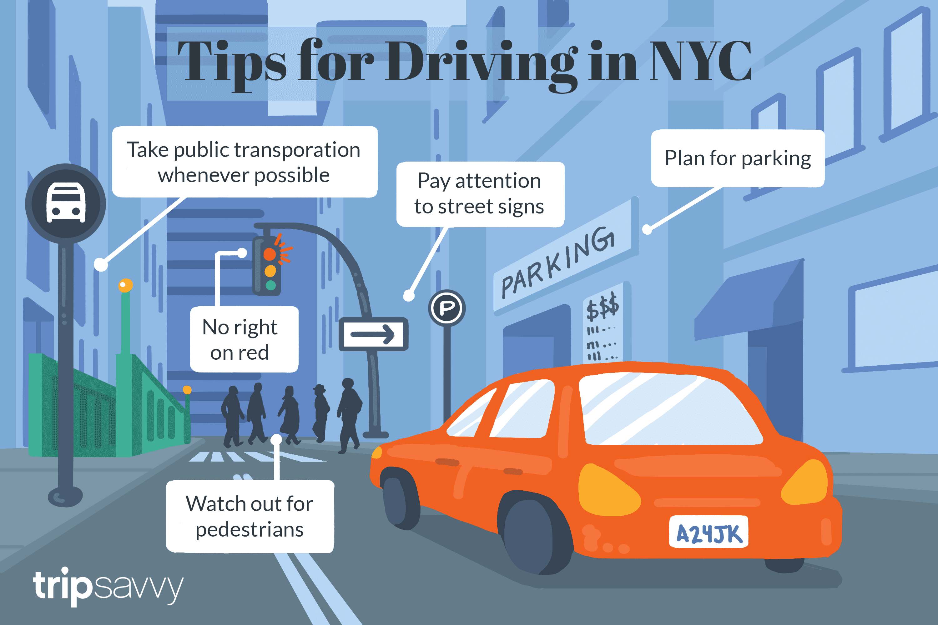 Driving in New York City: What You Need to Know