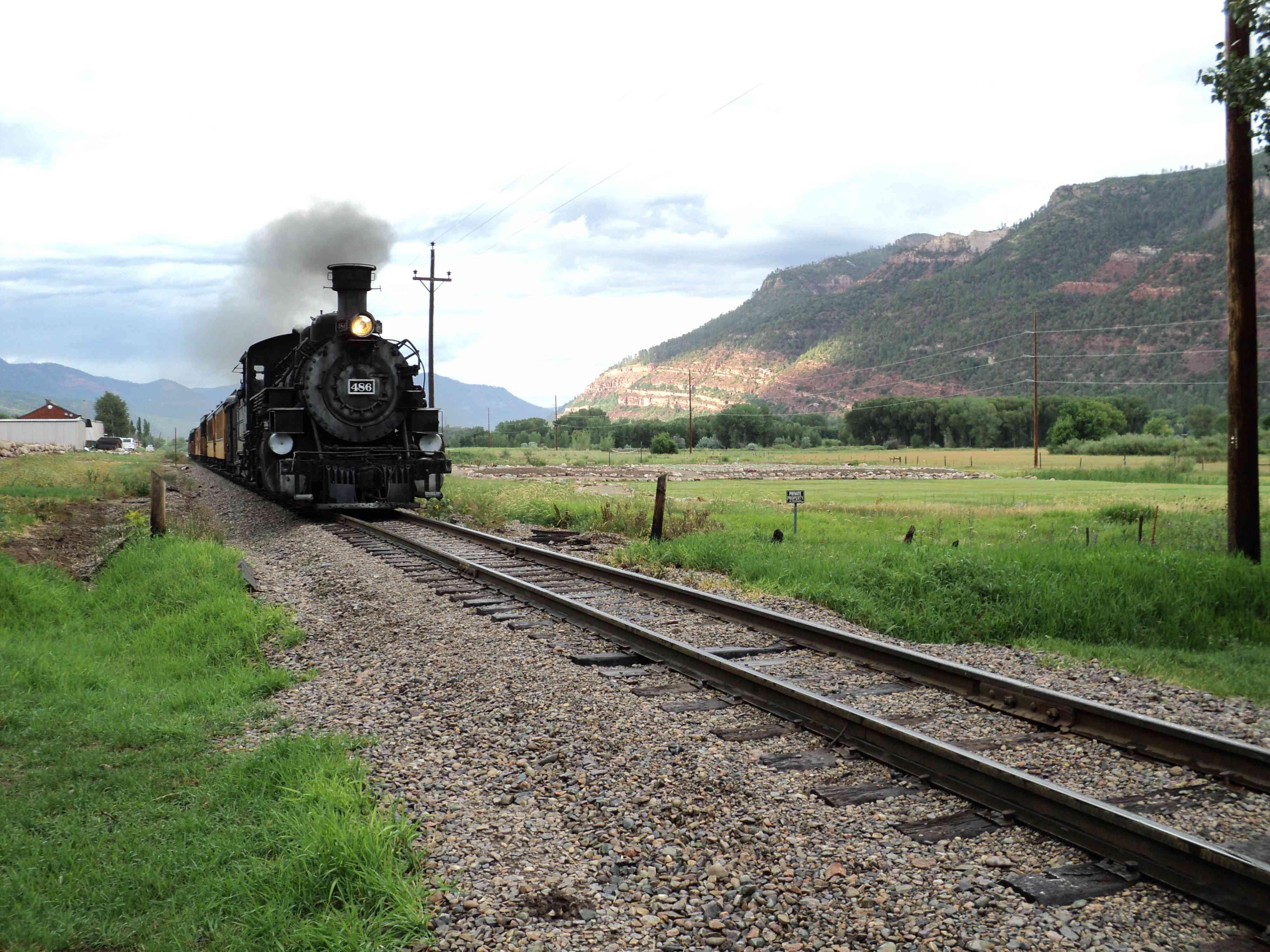 Narrow-Gauge Railroad, Durango