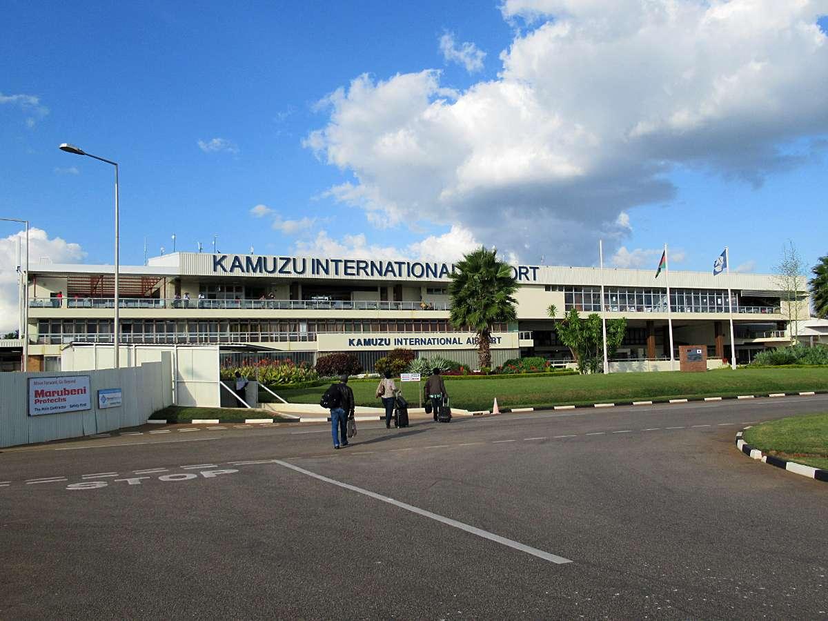 Kamuzu International Airport
