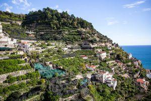 Sentiero dei Limoni, Amalfi Coast, Italy