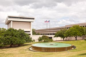 THe LBJ Presidential Library