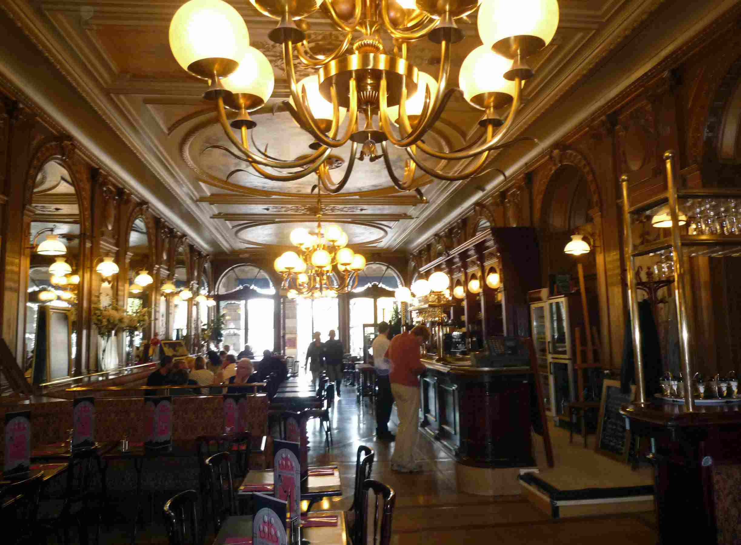 Map Of Paris France 6th Arrondissement.15 Of The Best Traditional Paris Cafes And Brasseries