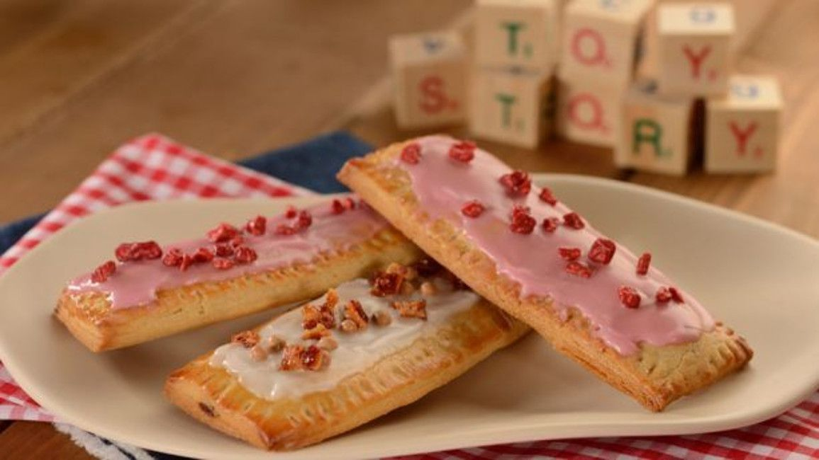 Woodys lunch box tarts
