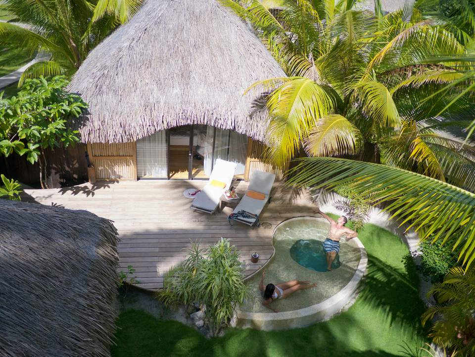 Bora Bora Pearl Beach Resort & Spa Garden Bungalow