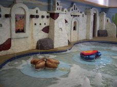 Chula Vista indoor water park resort.