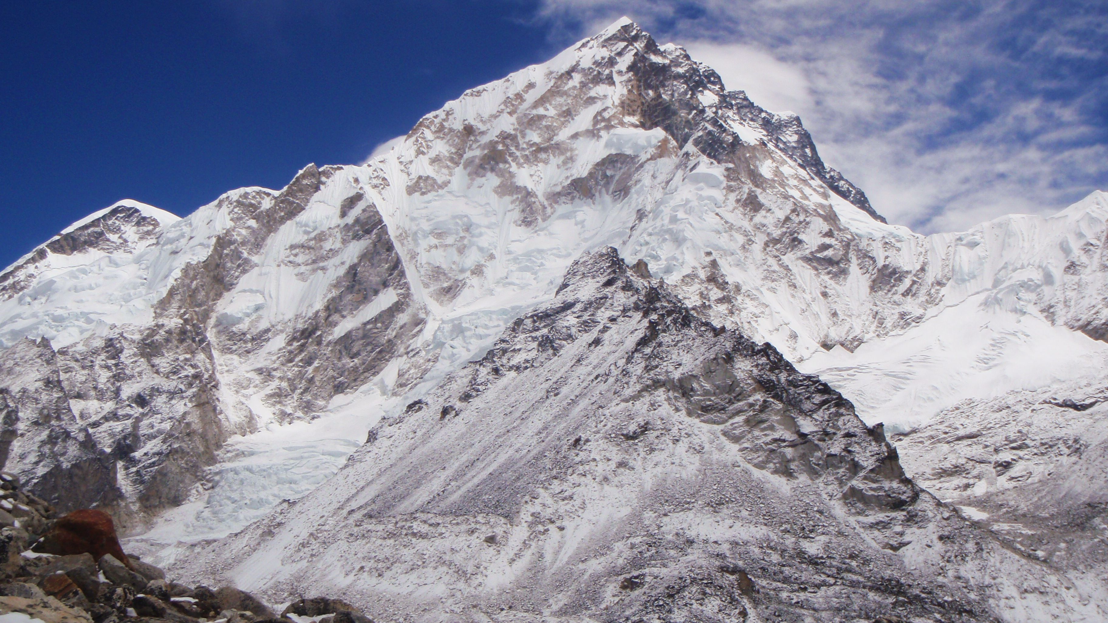 Image of: Where Is Mount Everest Located