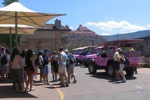 Pink Jeep Adventure Tours, Sedona, Arizona