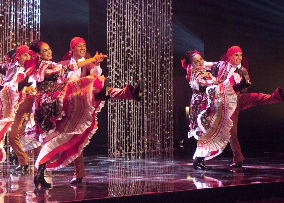 Grandeza Mexican Folk Ballet Company