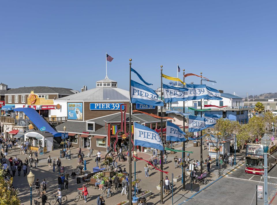 Fisherman's Wharf in San Francisco