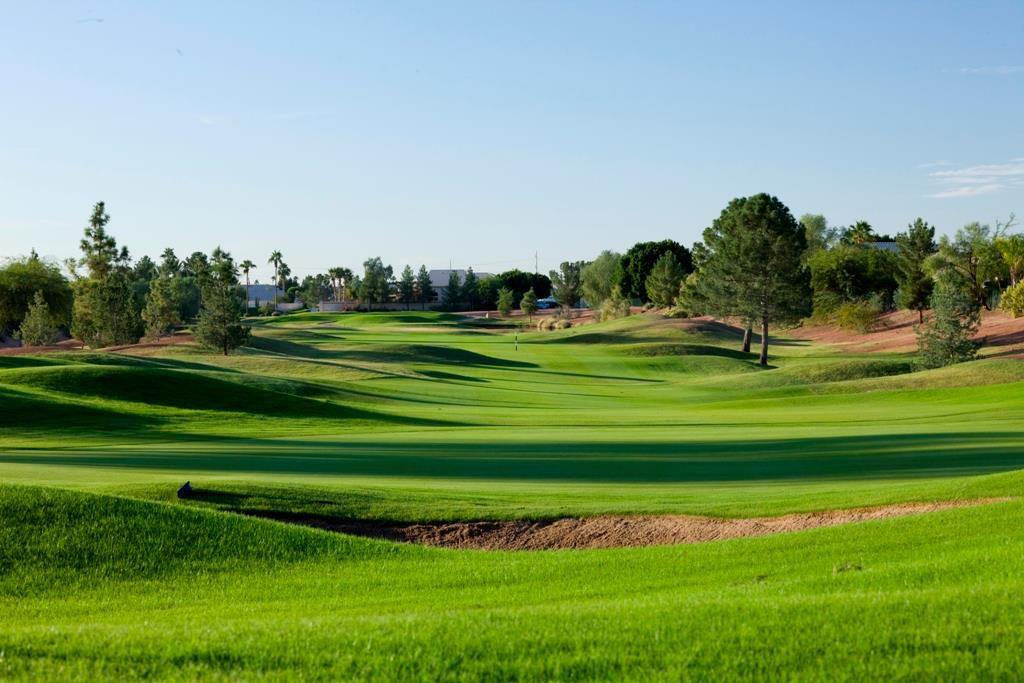 Kokopelli Golf Club Greens