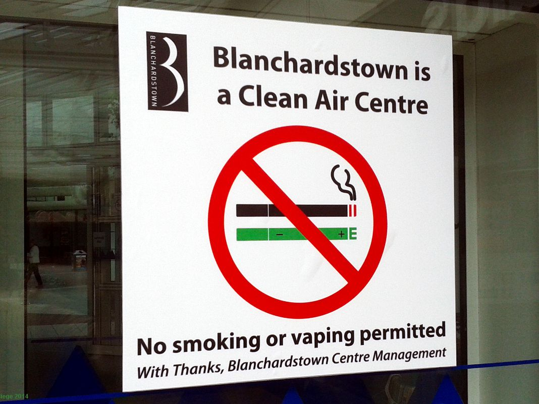 Vaping and E-Cigarettes in Ireland - The Legal Side