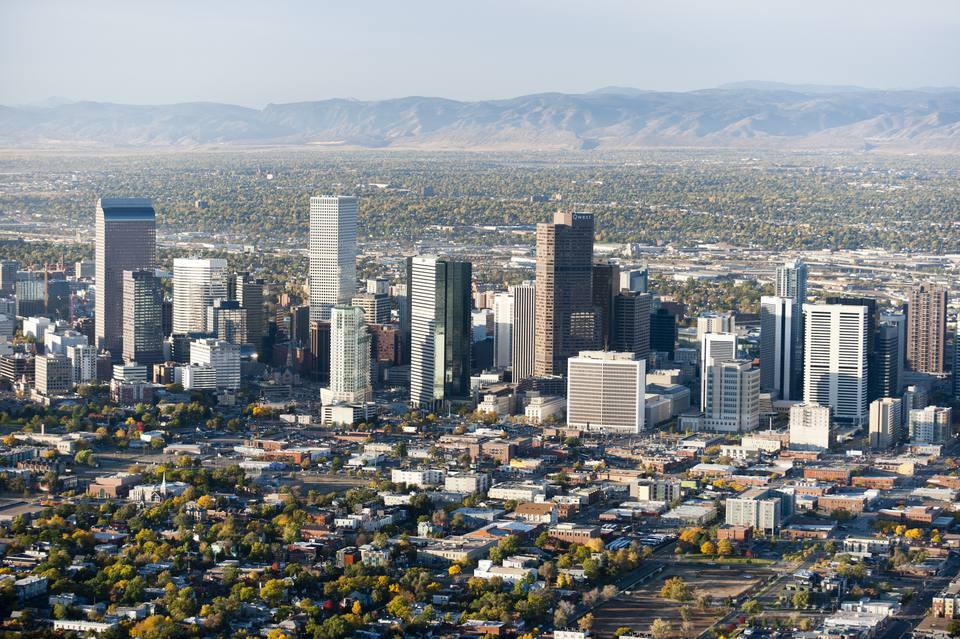 Visiting Denver, Colorado