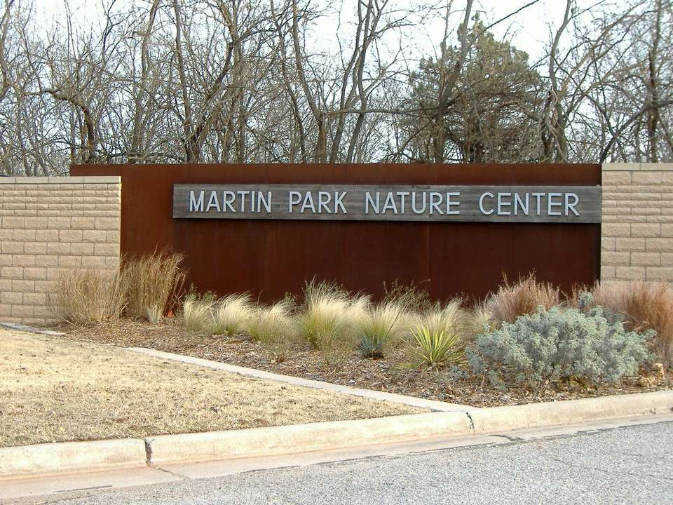 Martin Park Nature Center Oklahoma City