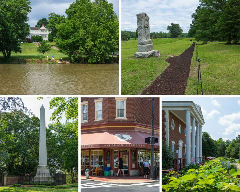 Fredericksburg Collage
