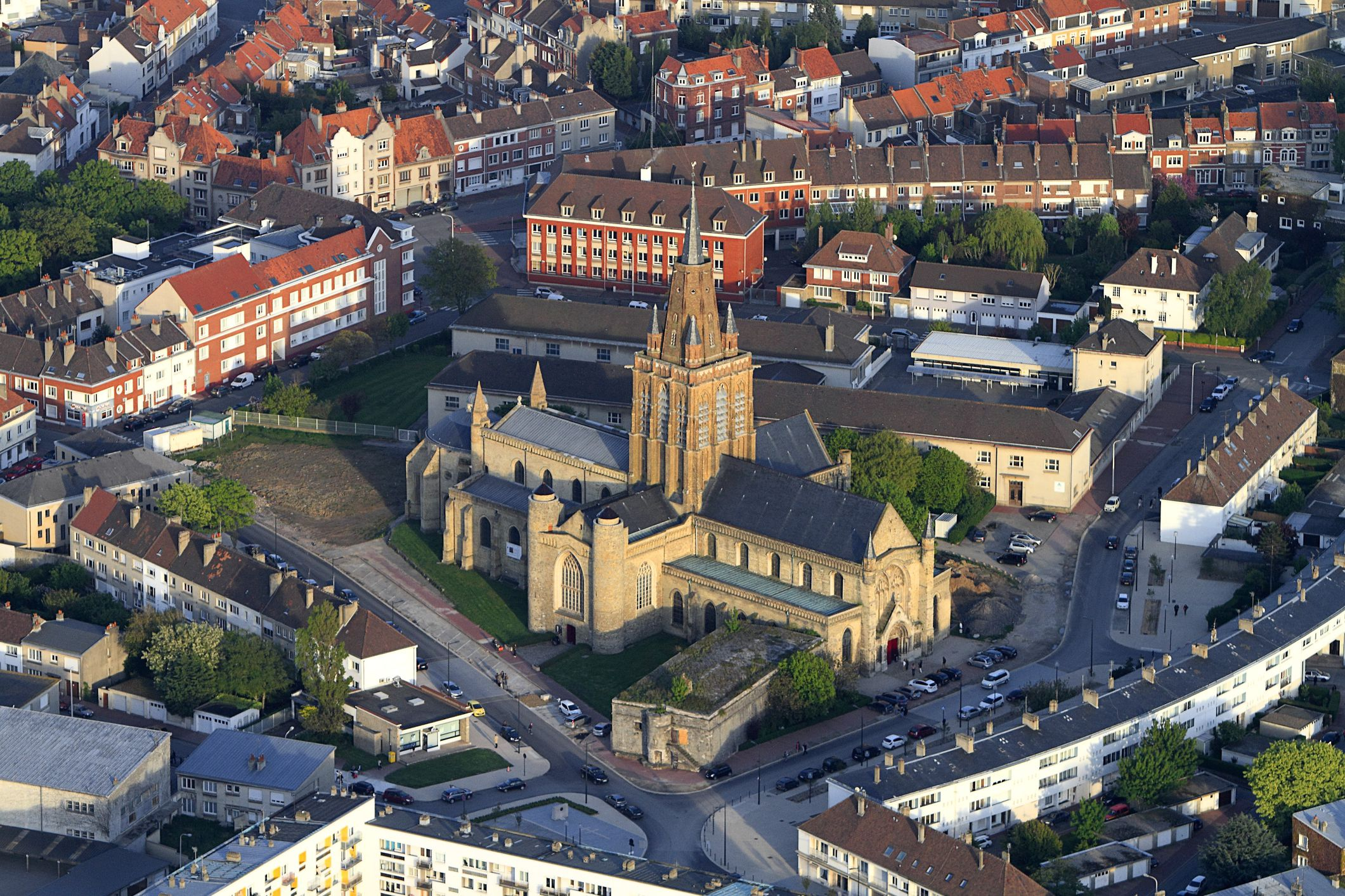 Notre-Dame in Calais