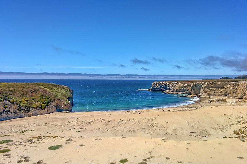 Bonny Dune Beach, Santa Cruz