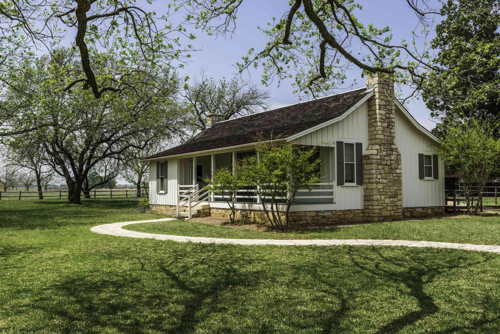 Boyhood home of Lyndon B. Johnson National Historic Park