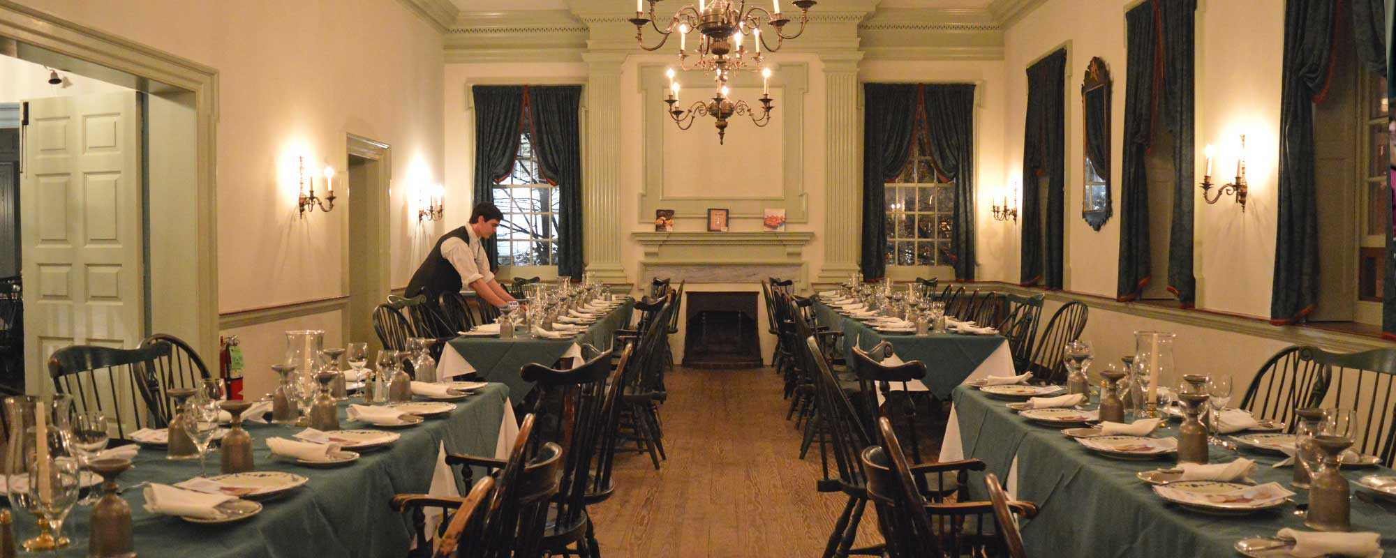 City Tavern Dining Room