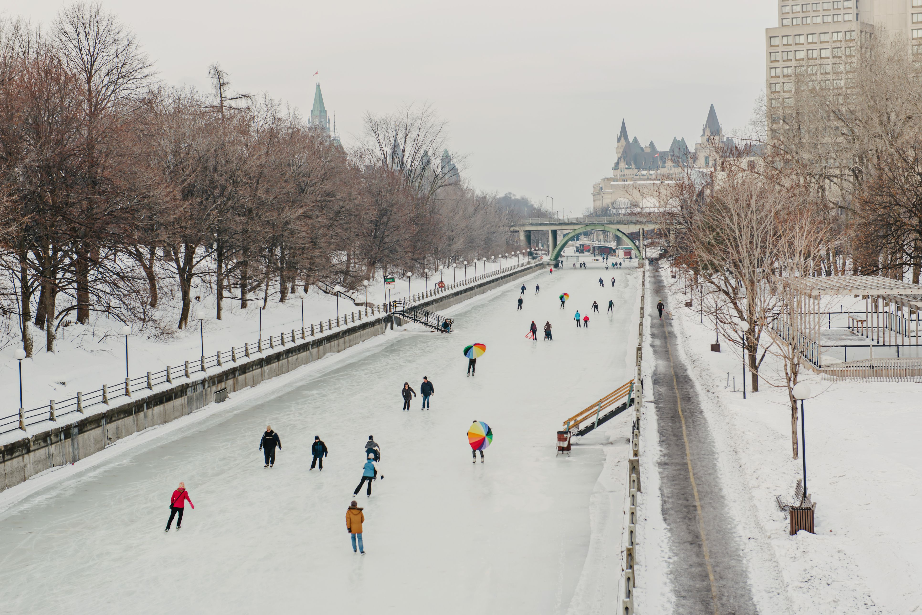The Most Enjoyable Canadian Winter Activities